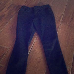 Old navy black jeans size 4 regular